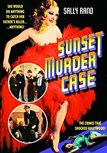 Movies bittorrent downloads Sunset Murder Case USA [360p]