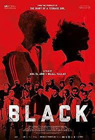 Martha Canga Antonio and Aboubakr Bensaihi in Black (2015)
