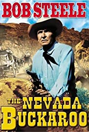 The Nevada Buckaroo Poster