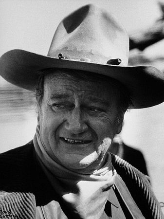 """""""The Cowboys,"""" Warner Bros. 1971."""