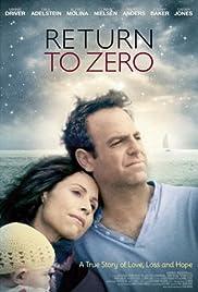 Return to Zero Poster