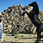 Kelly Reno and Cass-Olé in The Black Stallion Returns (1983)
