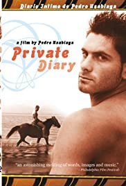 Private Diary Poster