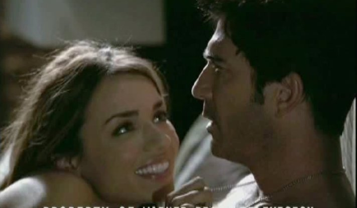 Rebecca Marshall and Dylan Mcdermott in Big Shots