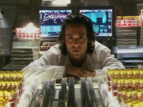 James Callis in Battlestar Galactica (2004)