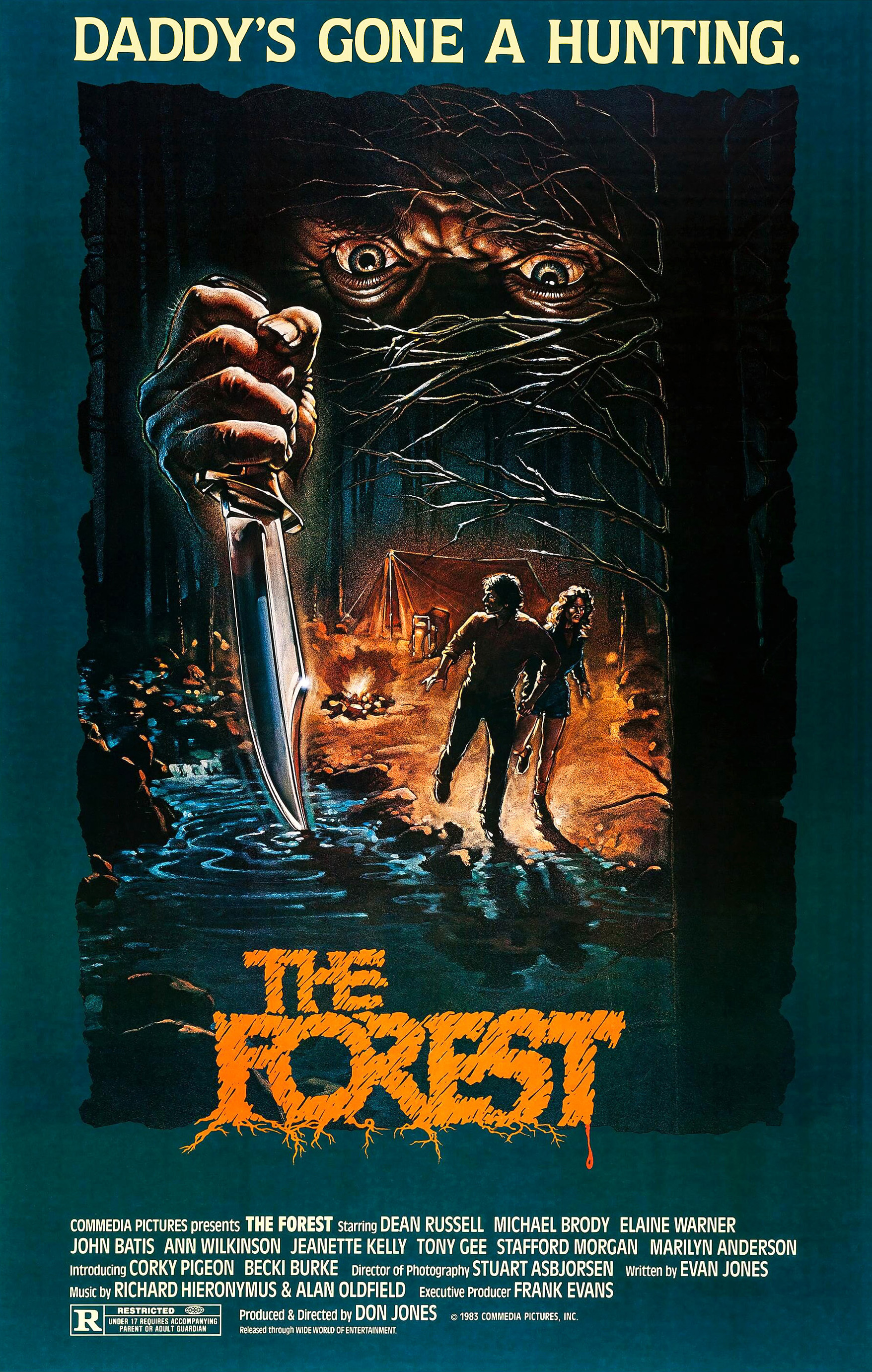 The Forest 1982 Imdb
