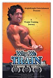 Why We Train Poster