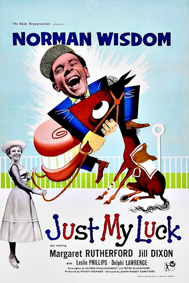 Norman Wisdom in Just My Luck (1957)