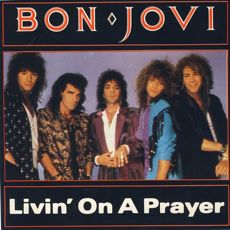 Bon Jovi: Livin' on a Prayer (Video 1986) - IMDb