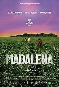 Pâmella Yulle, Mariane Cáceres, and Joana Castro in Madalena (2021)