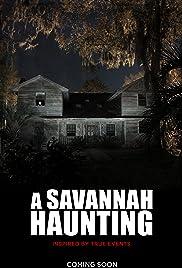 A Savannah Haunting Poster