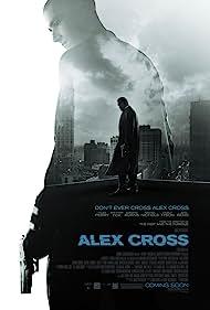 Matthew Fox and Tyler Perry in Alex Cross (2012)