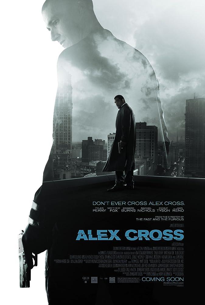 Poster film Alex Cross