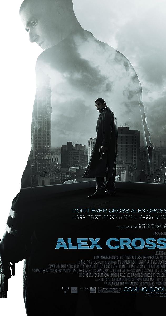 Subtitle of Alex Cross