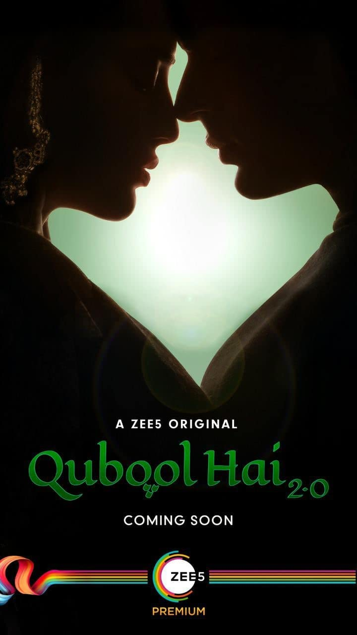 Qubool Hai 2.0 (2021) Hindi S01 Complete Zee5 WEB-DL x264 AAC Esub
