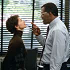 Samuel L. Jackson and Ashley Judd in Twisted (2004)
