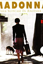 Madonna: Another Suitcase in Another Hall Poster