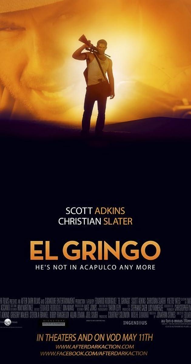 Subtitle of El Gringo