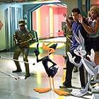 Brendan Fraser, Jenna Elfman, and Joe Alaskey in Looney Tunes: Back in Action (2003)