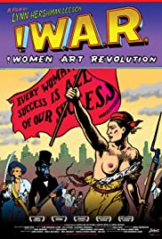!Women Art Revolution Poster