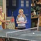 Mayim Bialik, Kaley Cuoco, and Melissa Rauch in The Big Bang Theory (2007)