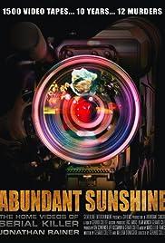 Abundant Sunshine Poster