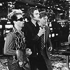 Kenneth Branagh, Leonardo DiCaprio, and Sam Rockwell in Celebrity (1998)