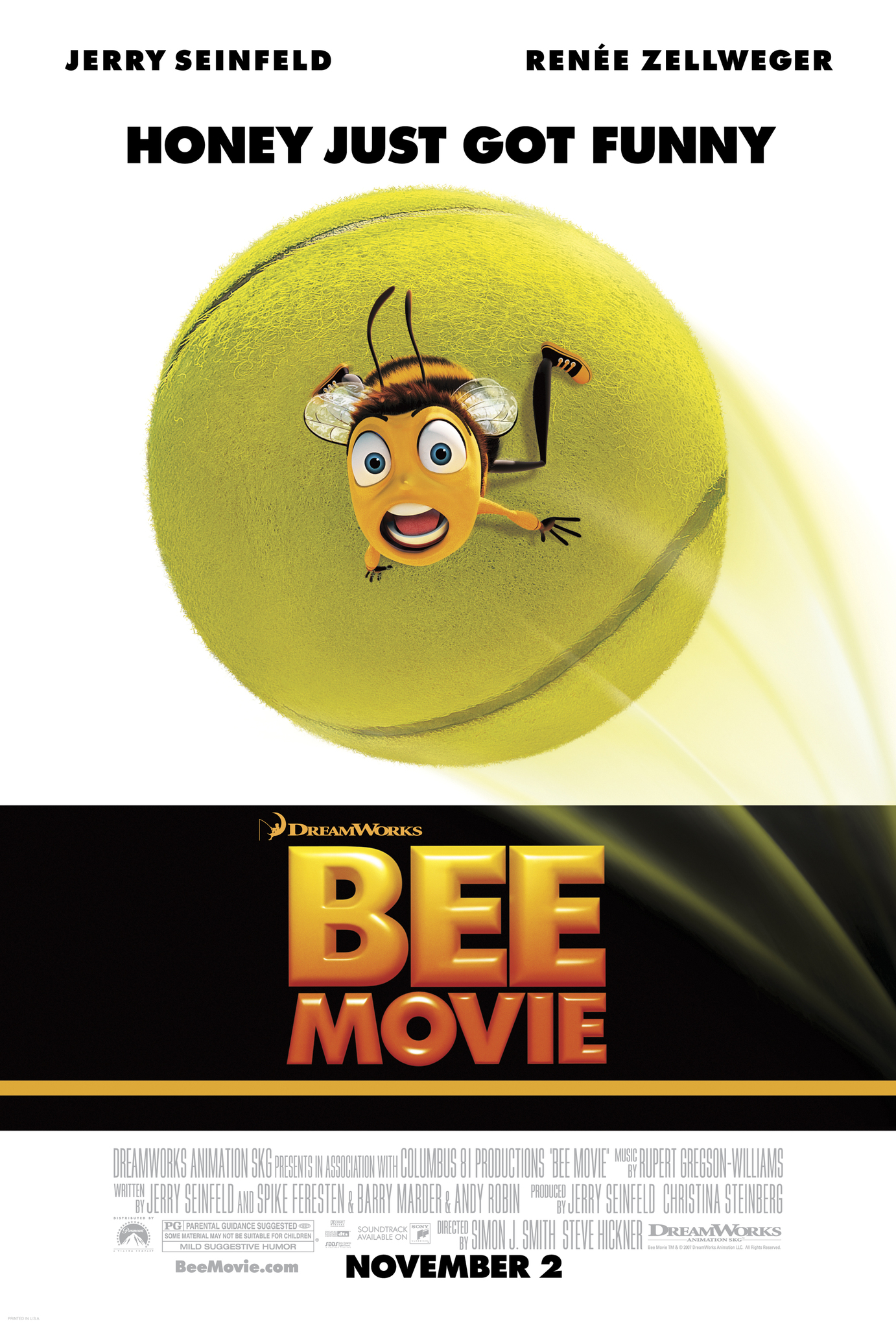 Bee Movie 2007 Imdb