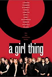 A Girl Thing Poster