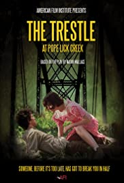 The Trestle at Pope Lick Creek Poster