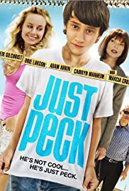 Just Peck Poster