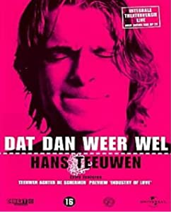 Smartmovie videos download Hans Teeuwen: Dat dan weer wel Netherlands [480x360]