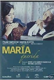 María querida Poster