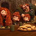 Emma Thompson, Billy Connolly, and Kelly Macdonald in Brave (2012)