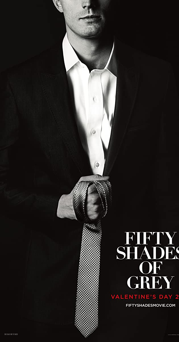 [18+] Fifty Shades of Grey (2015) BluRay 720p [Hindi Dubbed] x264 - KatmovieHD