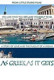 As Greek as It Gets Poster