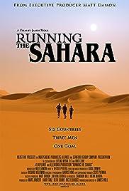 Running the Sahara Poster