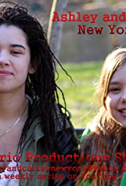 Ashley and Carley New York Poster