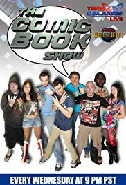 The Comic Book Show Poster