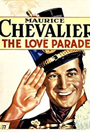 The Love Parade Poster