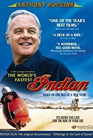 Anthony Hopkins in The World's Fastest Indian (2005)