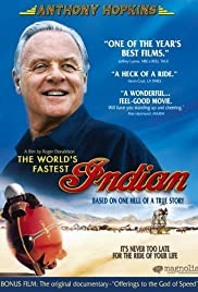 The World's Fastest Indian Poster