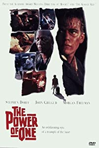 Date movie trailer watch The Power of One none [2k]