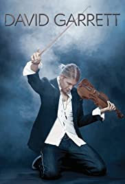 David Garrett Live in Berlin Poster