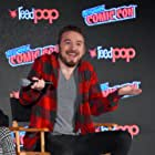Alex Hirsch at an event for The Owl House (2020)