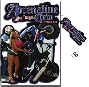Watching hd movies computer tv Adrenalin Crew: 100% Illegal [2k]