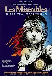 Les Misérables in Concert Poster