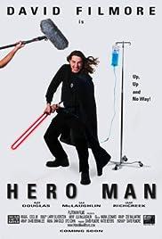 Hero Man Poster