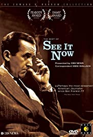See It Now Poster