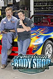 American Body Shop Poster
